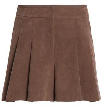 Halston Mini skirt