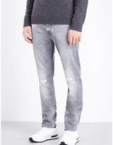 7 For All Mankind 7fam Ronnie Hillcrest Grey