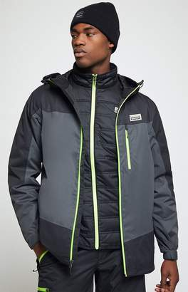 Pacsun PacSun Stoke Peak Three-In-One Snow Jacket