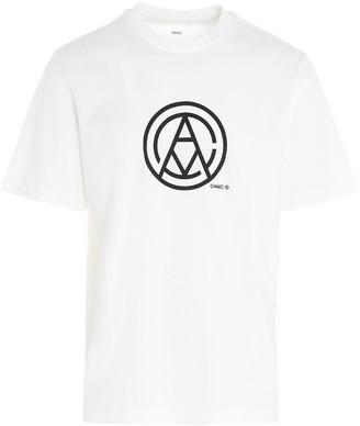 Oamc Logo Printed T-Shirt