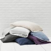 Calvin Klein Modern Cotton Jersey Body Solid King Pillowcase, Pair