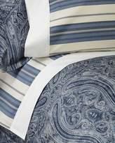 Ralph Lauren Home Queen Hagan 200 Thread-Count Flat Sheet