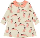 Mini Rodini Pink Bunnies Dress