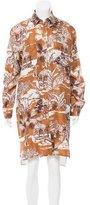 Etro Silk Printed Shirtdress