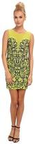 Kas Mika Embroidered Sheath Dress