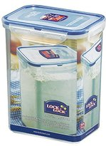 Lock & Lock Rectangular Storage Container, 1.8 L - Clear/Blue
