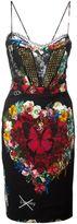 Philipp Plein 'Miss Kittin' dress