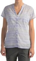 Columbia Sun Drifter Shirt - Short Sleeve (For Women)