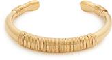 Aurelie Bidermann Alhambra gold-plated cuff