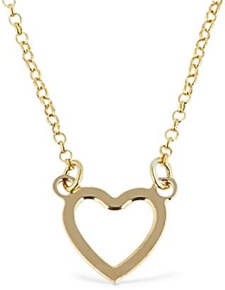 Mia's Heart Necklace