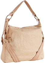 Handbags tan calfskin 'Lyndon' shoulder bag