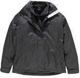 Trespass Black 3-in1 Black Jacket - Small