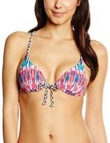 Triumph Women's Folk Festival CTOPU Push-Up Bikini Top