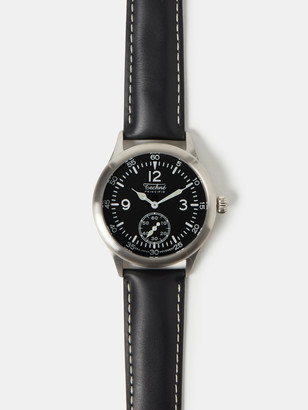 Techné Instruments Merlin VD78 SS Calf Leather Watch