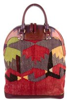 Burberry Tapestry Bloomsbury Bag