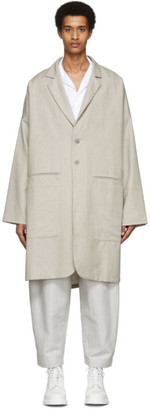 House of the Very Islands Grey Jump Start Coat
