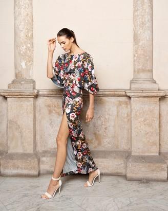 Adriana Iglesias Taylor Maxi Dress