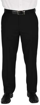 """Dockers Flat Front Performance Stretch Straight Fit Dress Pants - 30-34\"""" Inseam"""