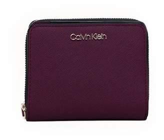 Calvin Klein Violet Medium Wallet