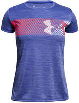 Under Armour Graphic-Print T-Shirt, Big Girls