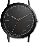Fossil x Forty Five Ten 40mm Black Stainless Steel Watch Case