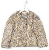 Anne Kurris 'Fury Lama' jacket