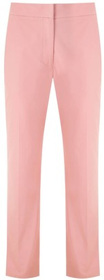 Egrey Cotton straight trousers