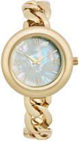 Charter Club Women's Gold-Tone Bracelet Watch 22mm, Created for Macy's