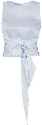 BONDI BORN Tie-Waist Top