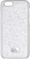 Swarovski Glam Rock Smartphone Incase with Bumper, White, iPhone® 7