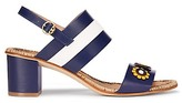 Tory Burch Marguerite Two-Band Sandals