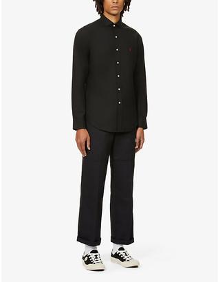 Polo Ralph Lauren Logo slim fit cotton shirt