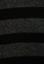 Kain Label Frawley Sweater in Charcoal/Black Stripe