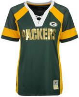 Majestic Women's Green Bay Packers Draft Me T-Shirt