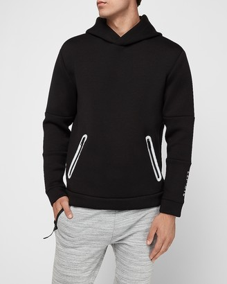 Express Heat-Sealed Graphic Hoodie