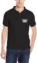 Diesel Power When The Turbo Spins Funny Mens Polo Shirt Men Polo Collared Shirt