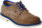 Tod's Suede & Leather Sneaker