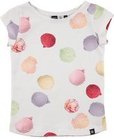 Molo Girl's Robinette T-Shirt - Ice Scoops