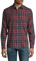 Faherty Seaview Plaid Sportshirt