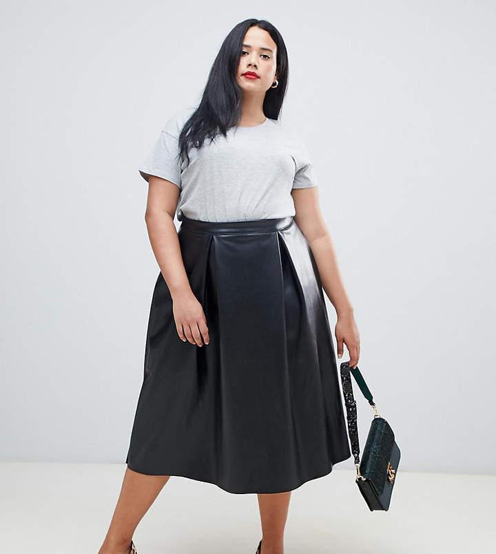 47cfaceb422a Full Box Pleat Skirt - ShopStyle