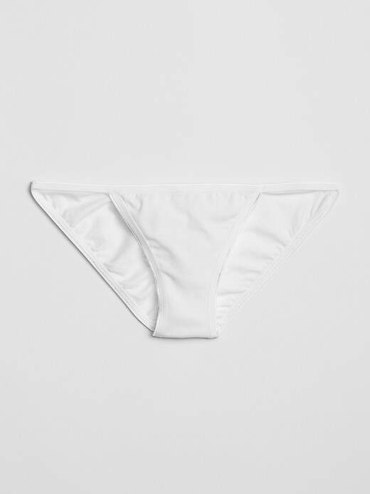 3bd57da27178 White String Bikini - ShopStyle UK