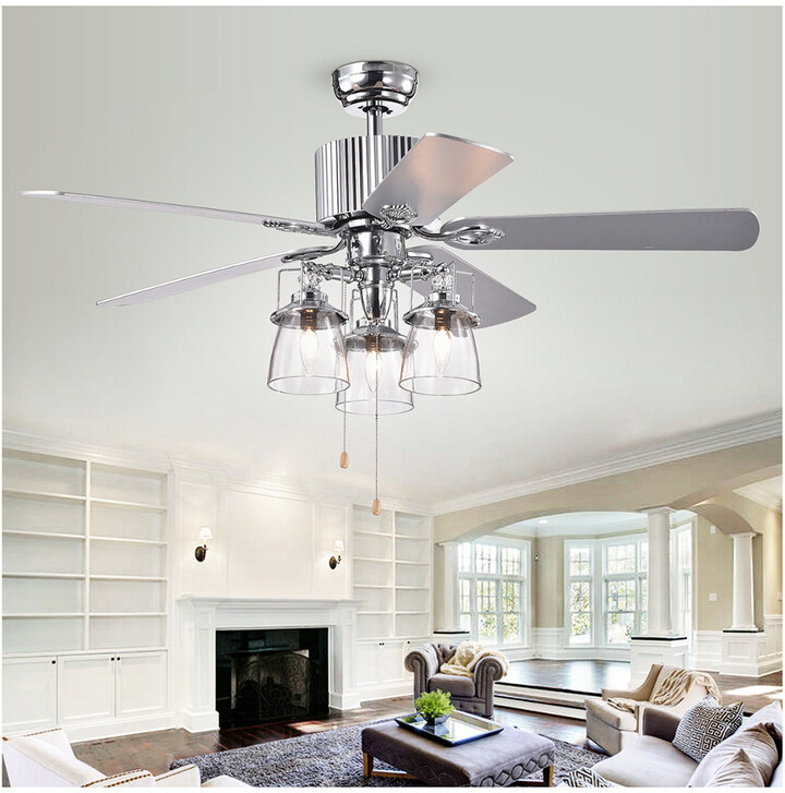 Thumbnail for your product : Safavieh Parlin Ceiling Light Fan