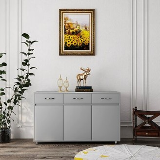 Gray Buffet Shop The World S Largest Collection Of Fashion Shopstyle
