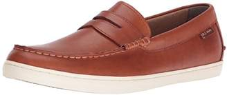 Cole Haan Men's Pinch Weekender Loafer Boat Shoes, Brown British Tan, 8 (42 EU)