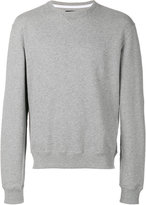 Calvin Klein Jeans crew neck sweatshirt - men - Cotton - XS