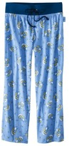 Smurfette® Juniors Cropped Pajama Pant - Blue