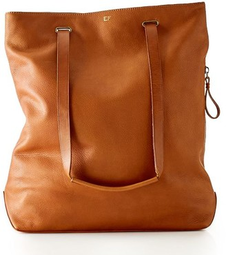 Mark & Graham Bedford Convertible Leather Backpack