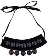 Prada Beaded Collar Necklace