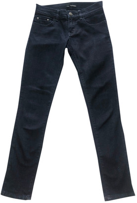 The Kooples Spring Summer 2020 Navy Cotton Jeans