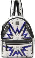 MCM Dual Stark Cyber Flash Small Backpack